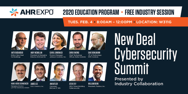 New Deal Cybersecurity Summit