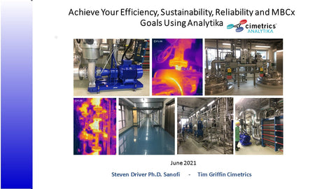 Achieve your efficiency, sustainability, reliability and MBCx goals using ANALYTIKA