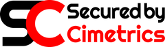 Secured By Cimetrics Logo