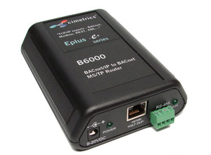 BACnet/IP to MS/TP Router (B6000)