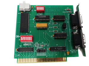 NBS-10 ISA Bus RS-485 Serial Interface Card