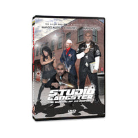 Studio Gangster Movie and Soundtrack / Dvd and Cd