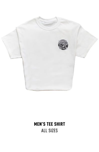 Men's BCC White Tee-Shirt