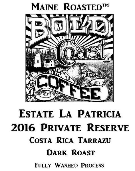 Bold Coast Estate La Patrica - Dark - Fully Washed