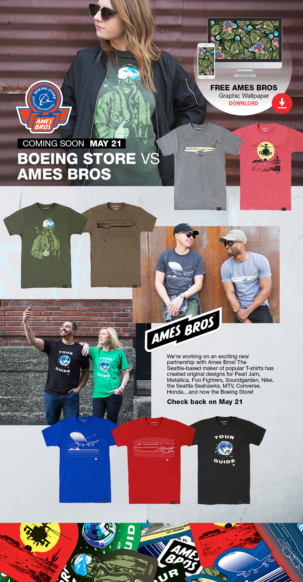 Ames Bros Preview