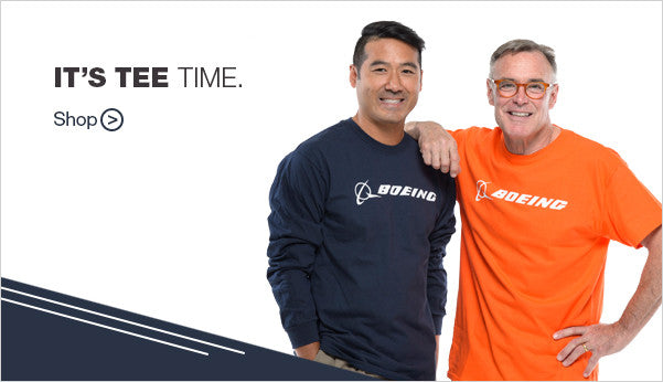 boeing men's tees