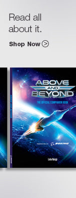 above and beyond companion book