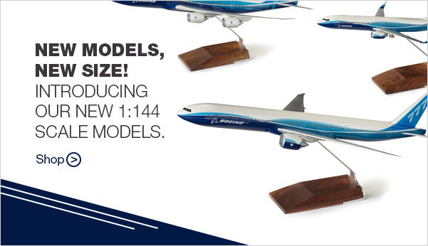 boeing 1:144 scale models
