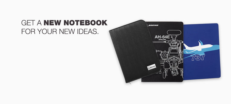 boeing notebooks