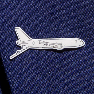 Boeing Illustrated KC-46 Lapel Pin