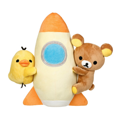 Rilakkuma Space Rocket Plush (2825559965818)