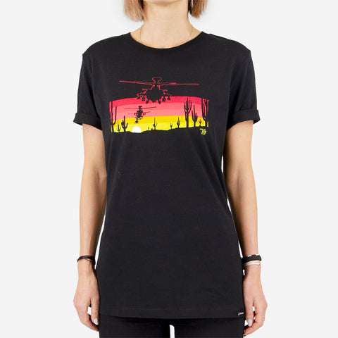 Ames Bros Boeing Women's Apache T-Shirt