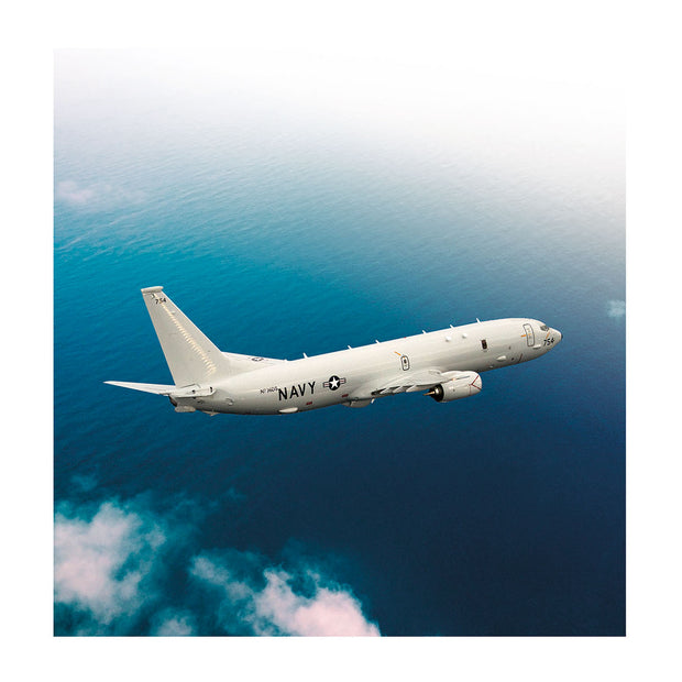 Boeing P-8 Matted Print - Large (2752898662522)