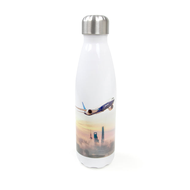 Boeing Endeavors 777X Water Bottle