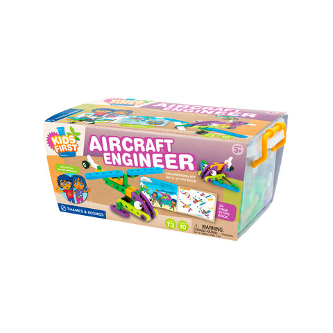 Thames & Kosmos Aircraft Engineer Kit