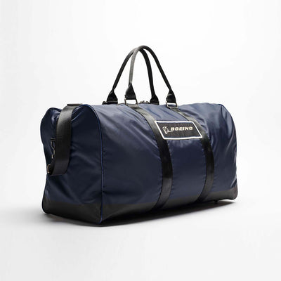 Red Canoe Navy Boeing Duffel Bag (2723393798266)