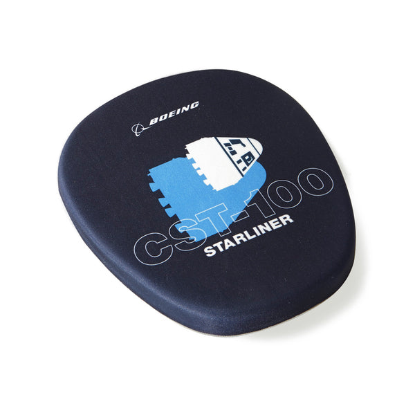 CST-100 Starliner Shadow Graphic Mousepad