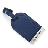 Boeing Logo Medallion Luggage Tag