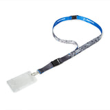 787 Dreamliner Pixel Graphic Lanyard