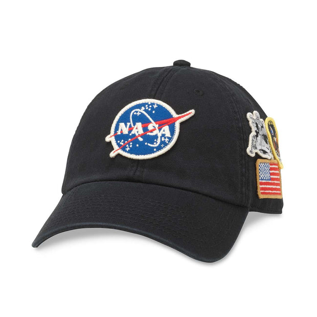 NASA Foley Patch Hat