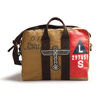 Boeing B-17 Totem Canvas Bag