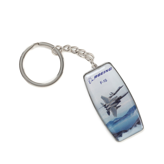 Boeing Endeavors F-15 Keychain (2783587663994)