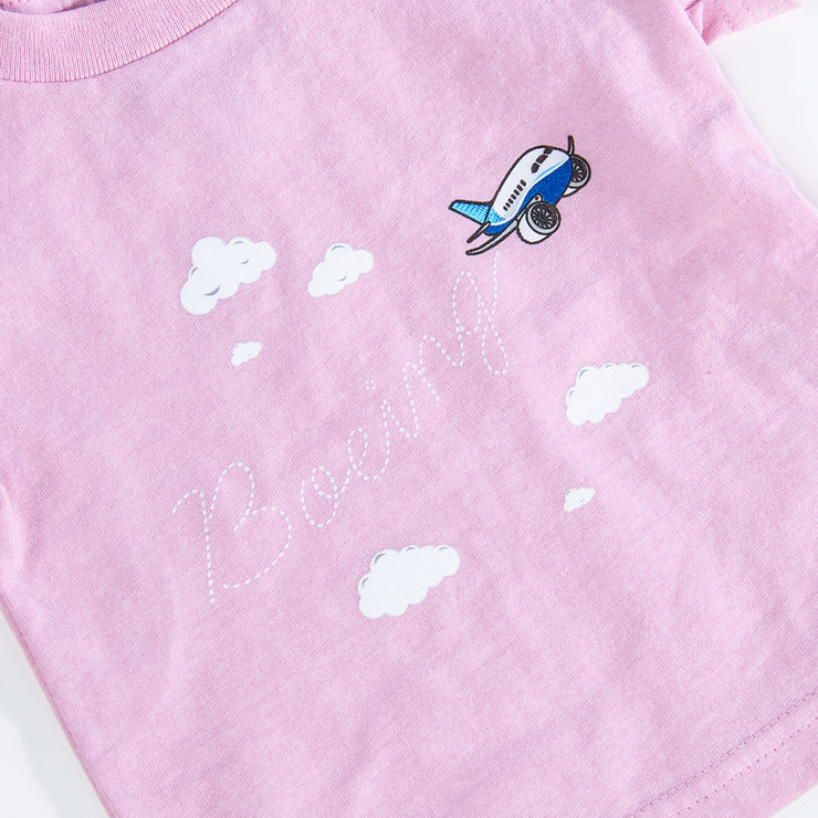Boeing Toddler Pudgy Trail T-Shirt (2997562114170)