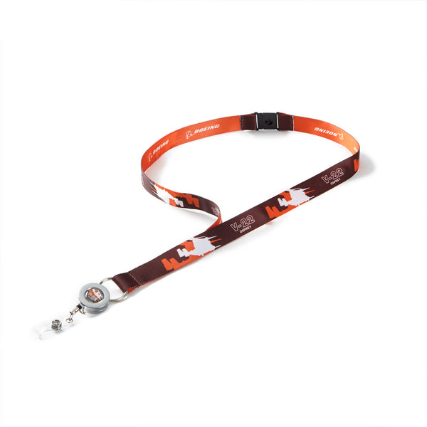 V-22 Shadow Graphic Lanyard