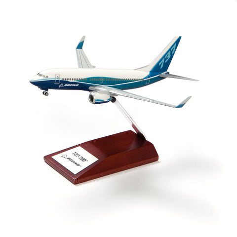 737-700 Snap-Together Model with Wood Base