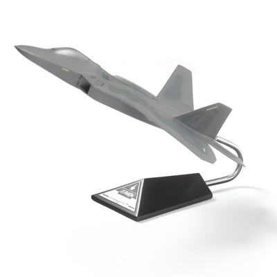 Boeing F/A-22 Raptor Wood 1:48 Model