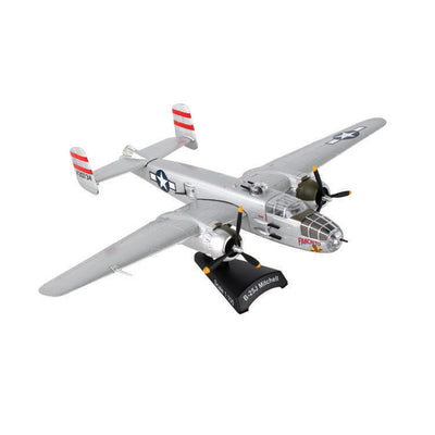 Boeing B-25J Mitchell Panchito 1:100 Scale Die-cast Model