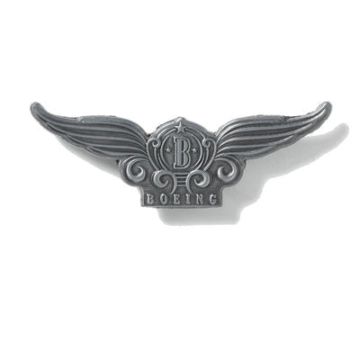 Boeing Heritage Stylized Wings Pin