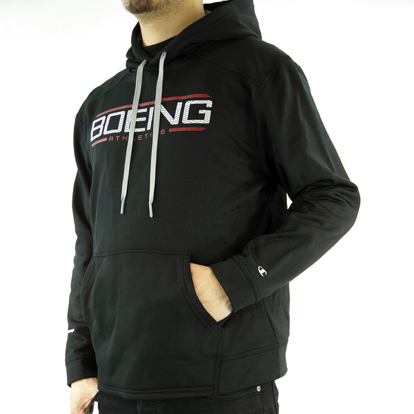 Boeing Athletics Fleece Hood
