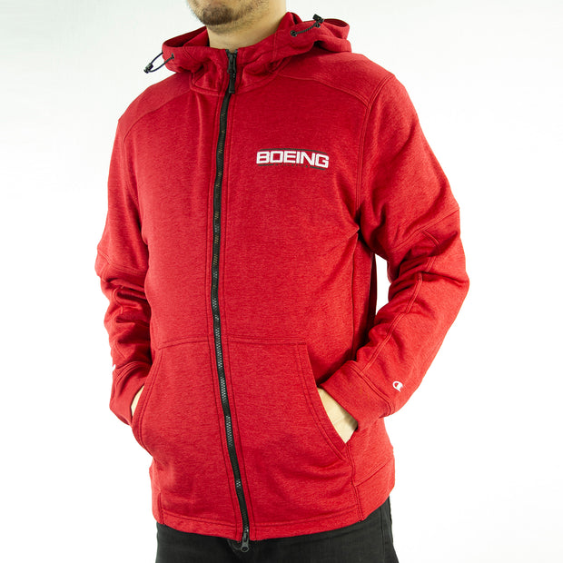 Champion Boeing Full Zip Sweatshirt
