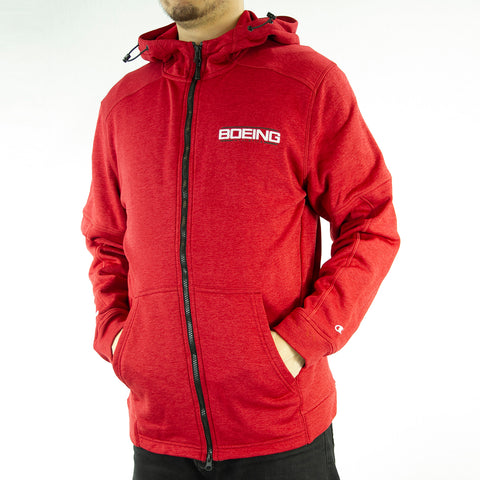 Boeing Athletics Full-Zip Hoodie