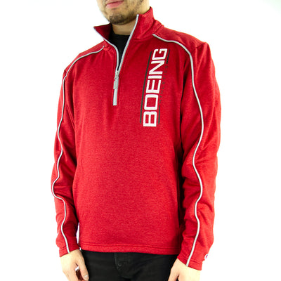 Champion Boeing Quarter Zip Sweatshirt