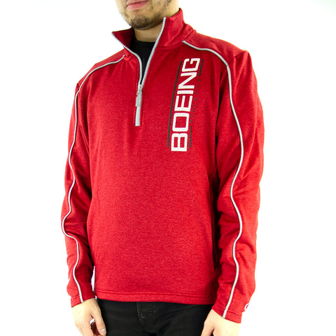 Boeing Athletics 1/4 Zip
