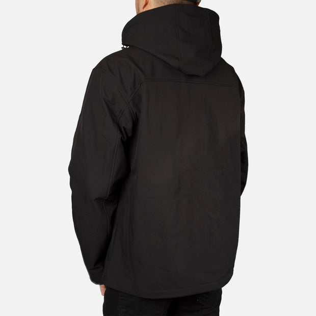 Boeing Softshell with Detachable Hood