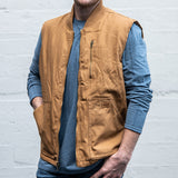 Canvas Work Vest