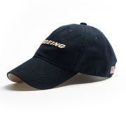 Red Canoe Boeing 3D Logo Hat