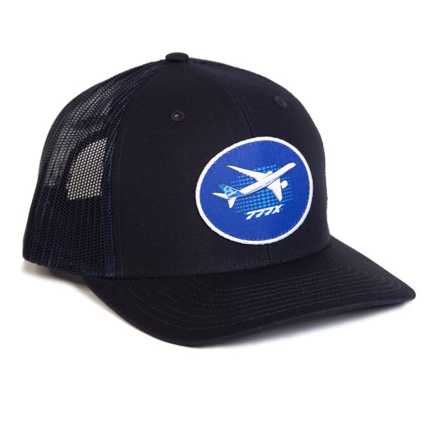 Boeing 777X Illustrated Hat