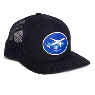 Boeing 787 Illustrated Hat