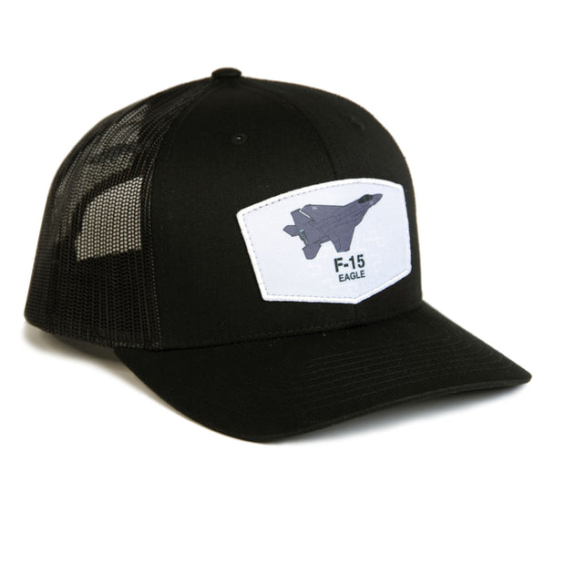 Boeing F-15 Illustrated Hat