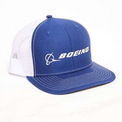 Boeing Signature Logo Trucker Hat