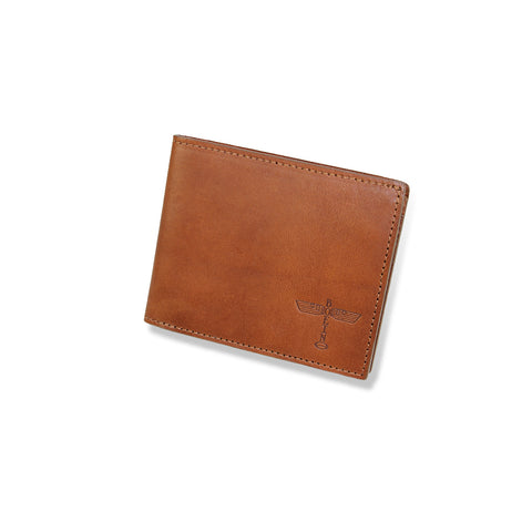 Boeing Totem Leather Bifold Wallet