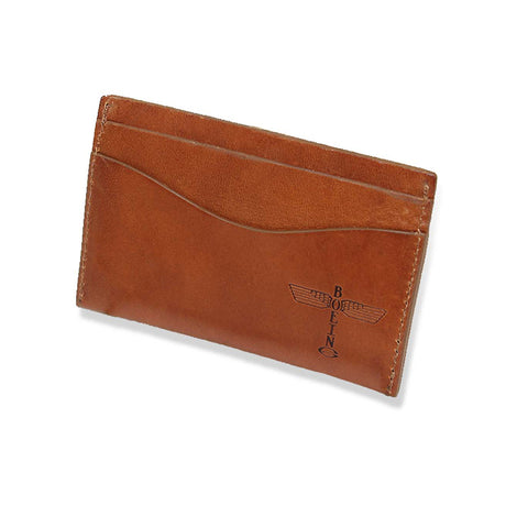 Boeing Totem Leather Card Case