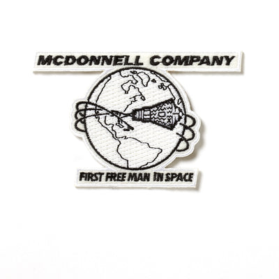 Boeing Heritage McDonnell Patch