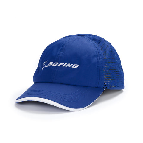 Boeing Logo Perforated-Finish Hat