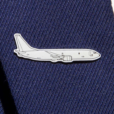 Boeing Illustrated P-8 Lapel Pin