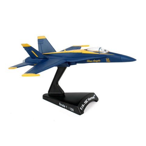 F/A-18 Hornet Blue Angels 1:150  Diecast Toy Model